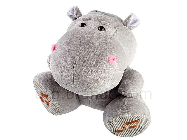 USB Hippopotamus MP3 Player