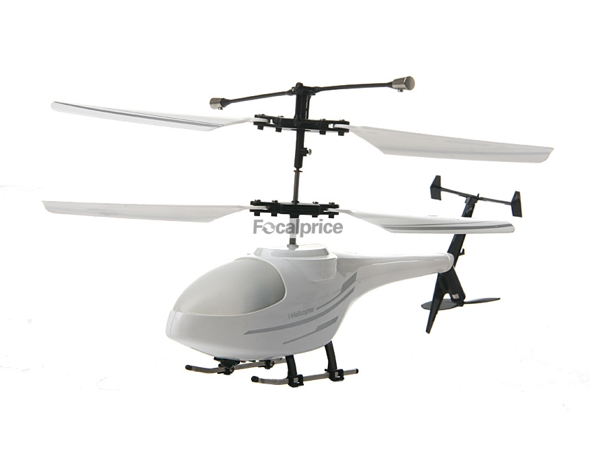 3.5-Channel iPhone iPad Control Helicopter with Gyroscope