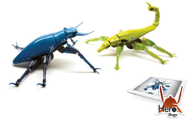 Robo Bugs!