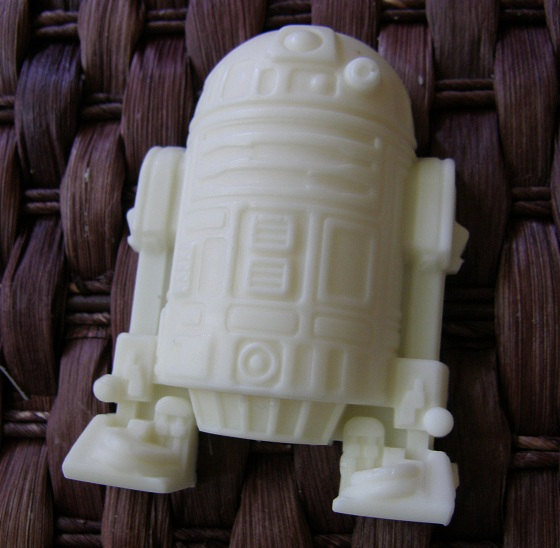 Geek R2D2 Goat's Milk Soap