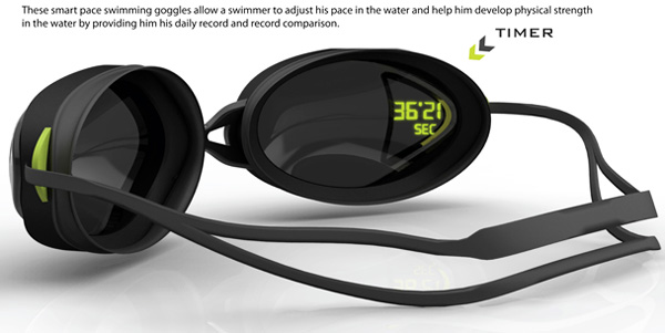 Track Your Swim