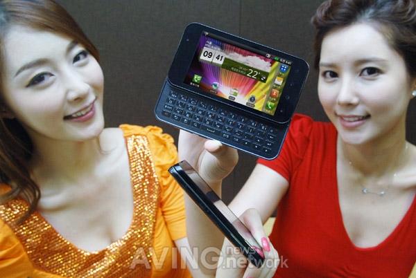 LG  'Optimus Q2'