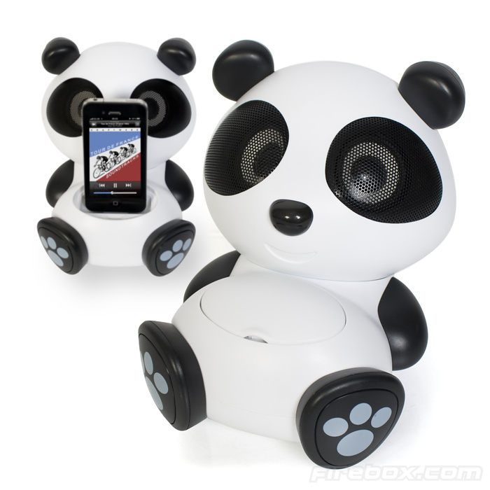 New! Electric Friends iPod Speaker