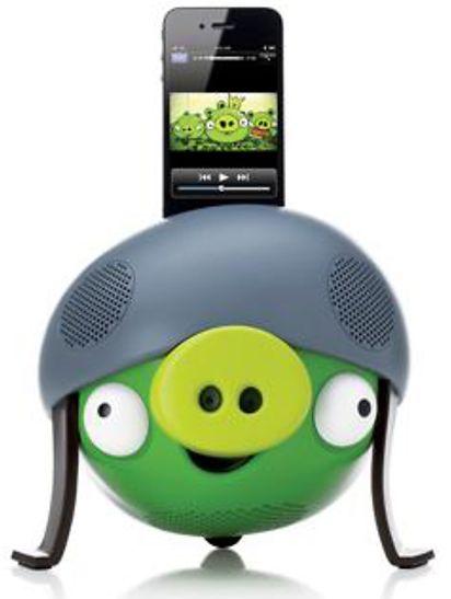 Angry Birds Speaker Dock