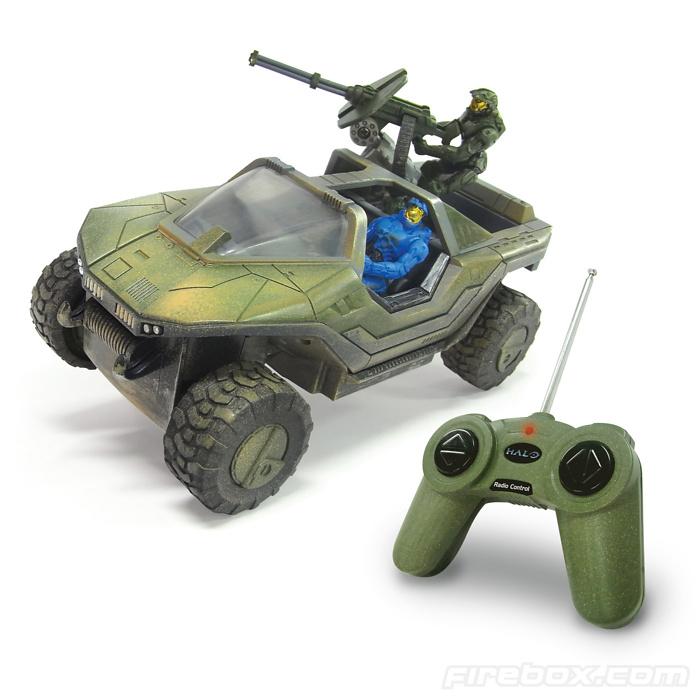 Halo 3 R/C Warthog