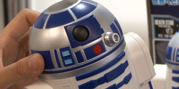 Sega Toy new R2D2 Planetarium