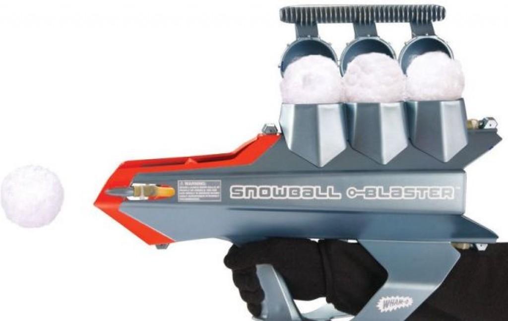 Arctic Force Snowball Blaster Gadgets Matrix