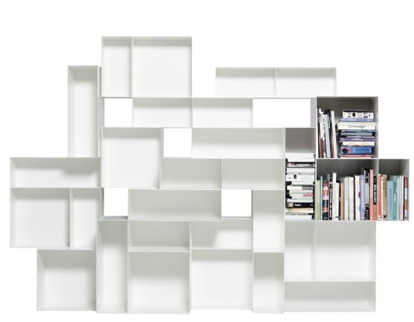 Alma Large Bookcase