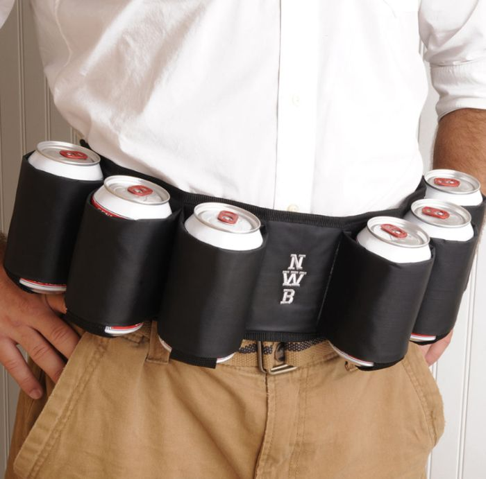 Personalized Brewsky Beer Belt