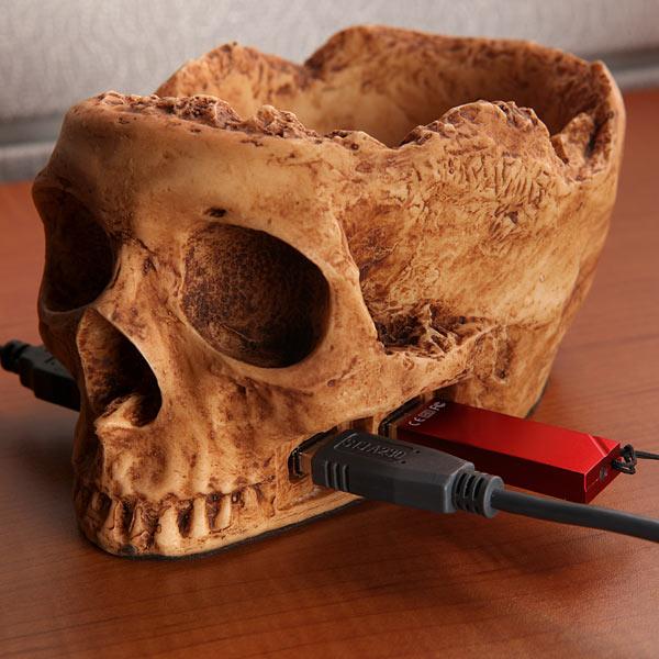 Skullhub USB