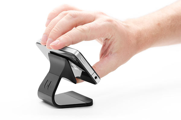 Micro-suction Stand For Your Smartphone