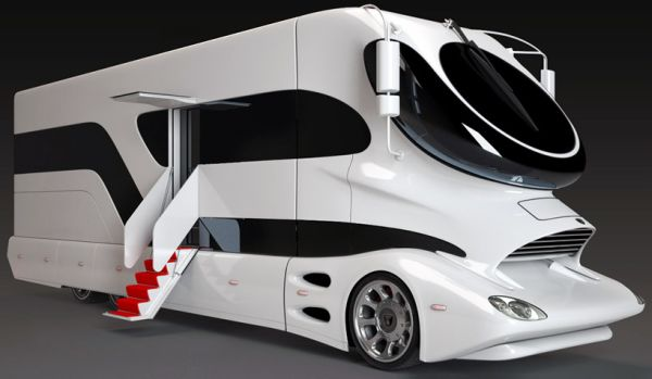Luxury mobile homes