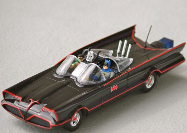 16GB Batmobile Flash Drive Batdrive