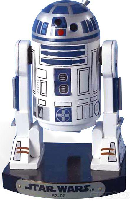 R2-D2 Nutcracker