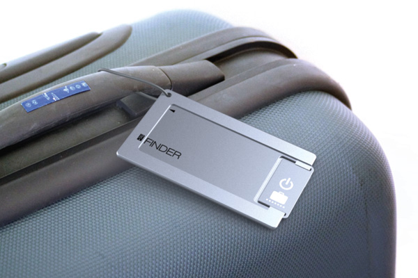 High-tech Bag Tag