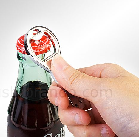 USB Bottle Opener Flash Drive II
