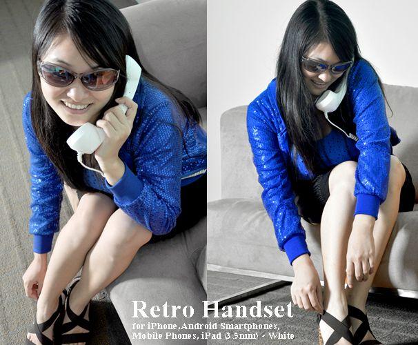 Retro Handset