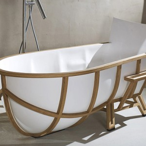 Modern Bathtube