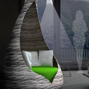 "Comfortable Chair ""Cocoon"""
