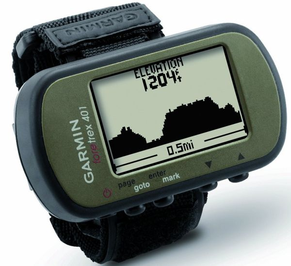Cyber Monday: Garmin Foretrex 401 Waterproof Hiking GPS