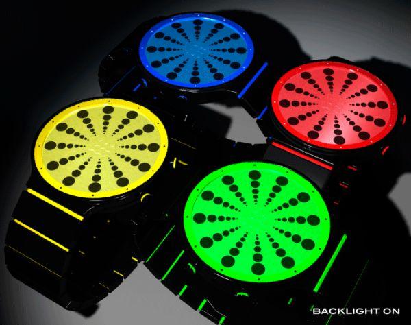 Pulse watch