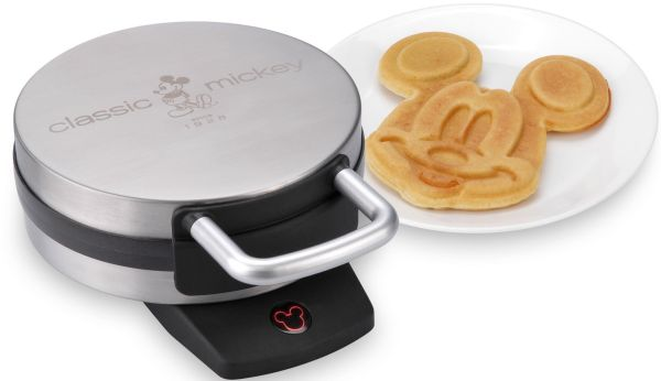 Disney Classic Mickey Waffle Maker