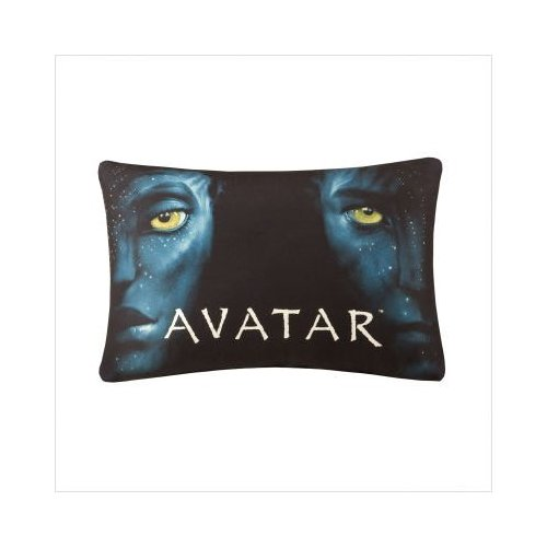 Avatar Glow-In-The-Dark Pillow