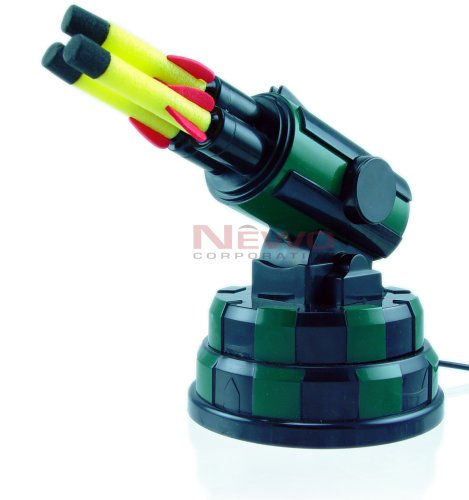 Blac Friday: USB Missile Launcher