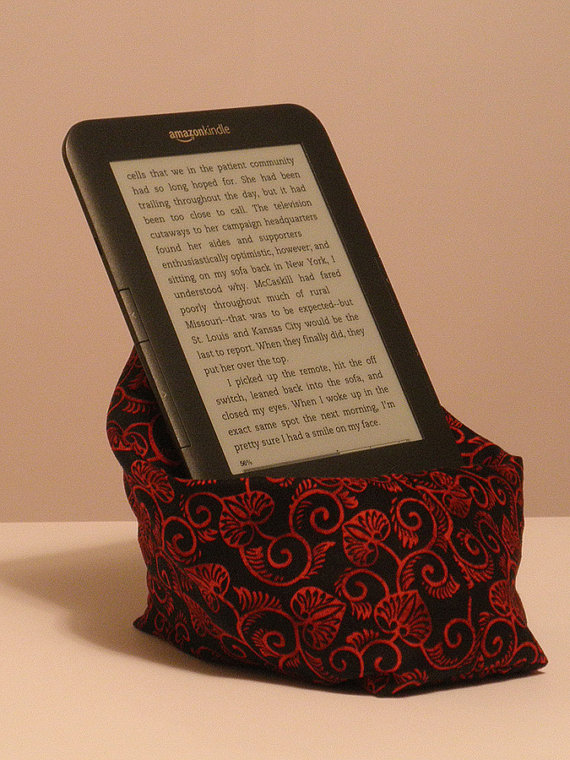 Kindle or Nook Pillow