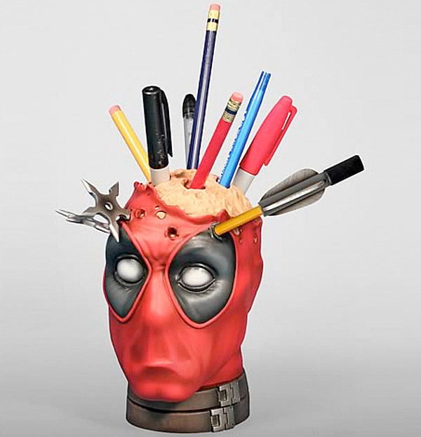 Pencil Holder Head