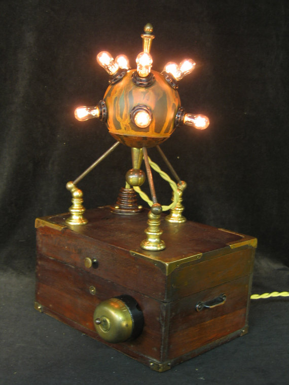 Steampunk Diabolical Box 36