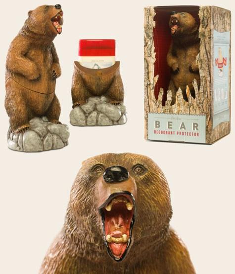 Bear  Deodorant