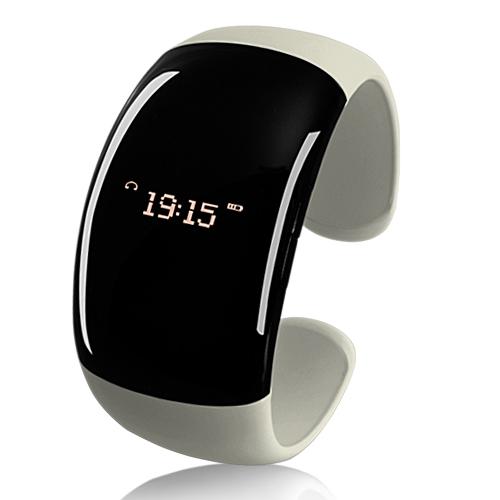 Ladies Bluetooth Fashion Bracelet with Time Display