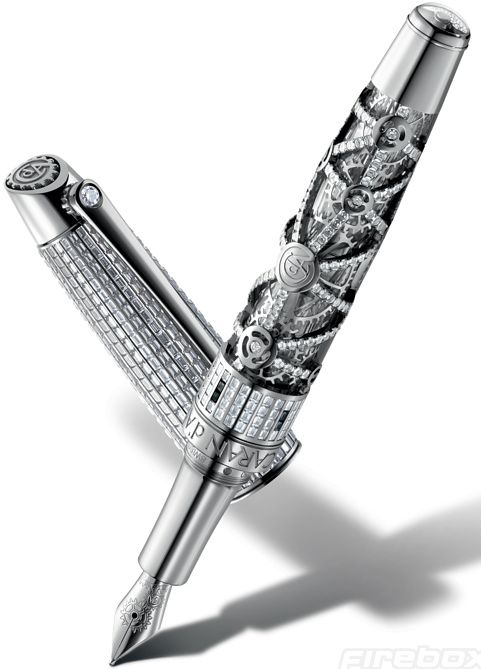 £855,000 Caran D'Ache 1010 Diamonds