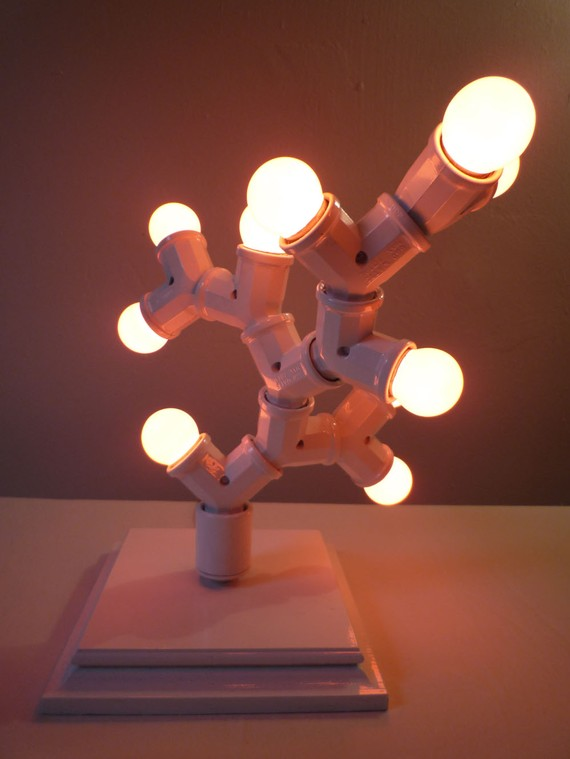 MODIFIABLE table lamp
