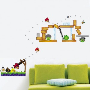 Kids Nursery Removable Vinyl Wall Sticker