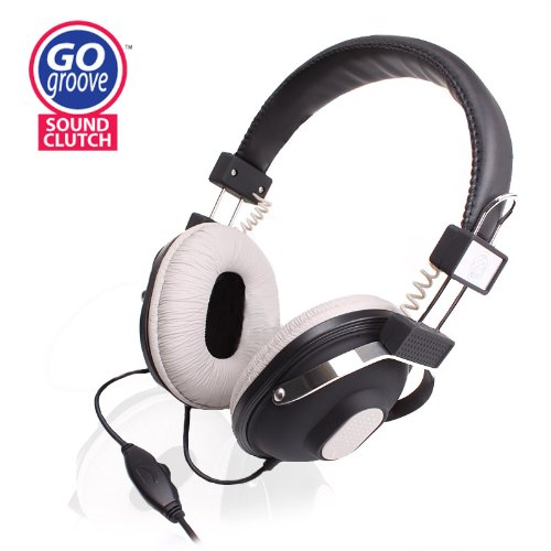 Black Friday: GOgroove SoundCLUTCH Over-Ear Headphones