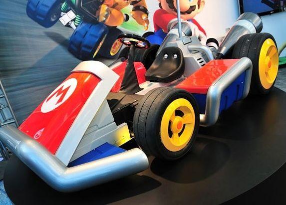 Nintendo Mario Carts