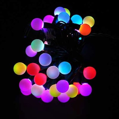 Black Friday: 50 RGB Ball LED Color Changing