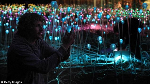 5,000 Christmas light