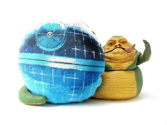Star wars cat toy