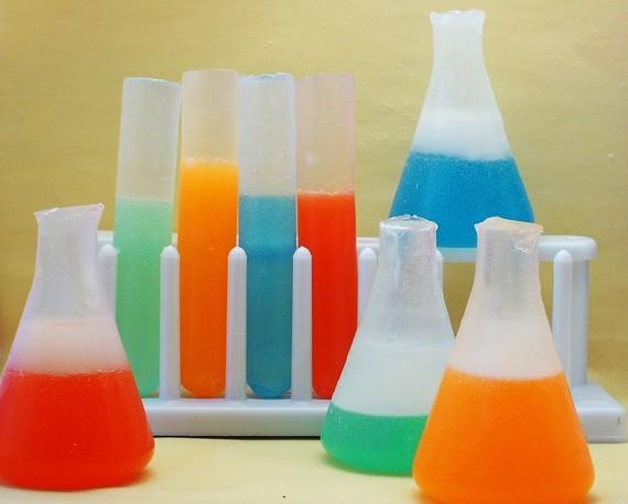 Mad Scientist Beaker Soap