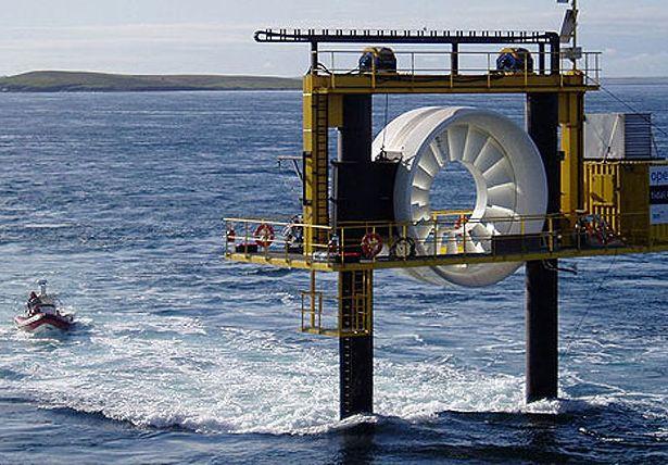 World's Largest Tidal Energy Farm