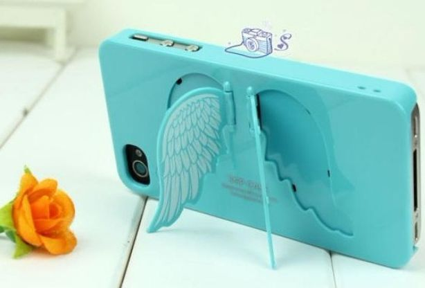Case Angel Wings for Apple iPhone 4