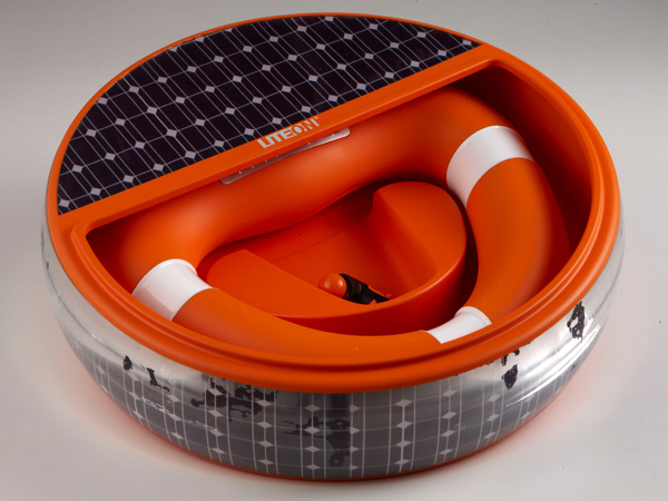 RC – Controlled Life Buoy