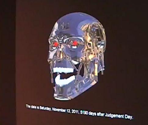 Terminator T-800 Virtual Assistant