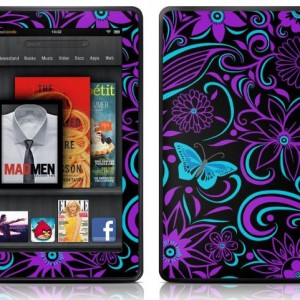 Kindle Fire Skin ? Fascinating Surprise