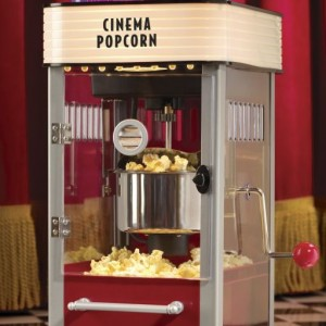 Hollywood Series Kettle Popcorn Maker