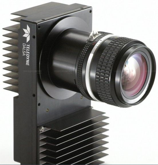 First High-Sensitivity Near-Infrared 8K Camera