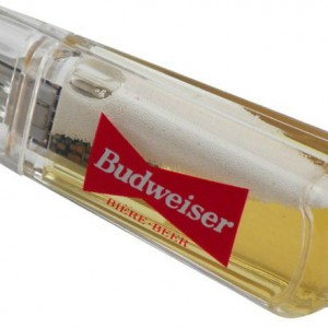 Beer-Filled USB Drive